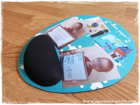 un cadeau photo pour la f 234 te des p 232 res la cour des petits