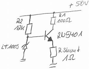 Shunt Widerstand Berechnen : transistor berechnen frage ~ Themetempest.com Abrechnung