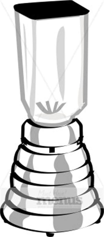 Blender Clip Art   Beverage Clipart
