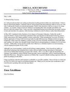 Elementary Teaching Cover Letter Cover Letter Resume Cover Letter Stand Out Experience Elementary Beginning