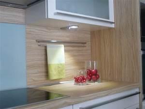 Küche Günstig Einrichten : led leuchte intorno l1 led set 3 k che unterbau lampe lumica ebay ~ Indierocktalk.com Haus und Dekorationen