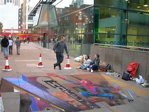 Spiderman over London | The diary of a pavement-artist