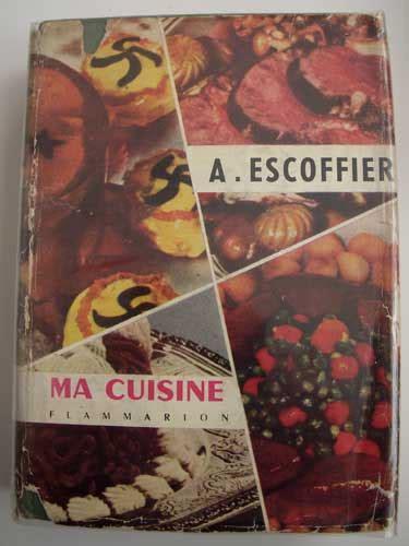 escoffier ma cuisine oldcooksbooks com