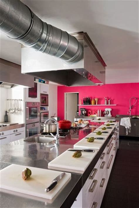 cuisine couleur framboise peinture cuisine framboise 20170919113021 tiawuk com