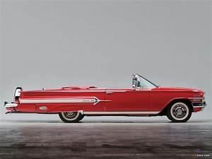 Chevrolet Impala 348 Special Turbo Thrust Convertible 1960
