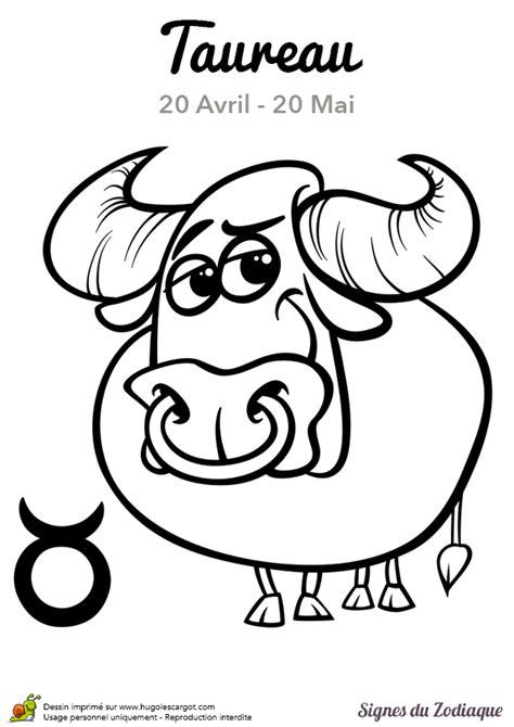 recette cuisine en anglais coloriage des signes du zodiaque le taureau