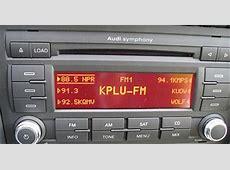 Audi Symphony II or II+
