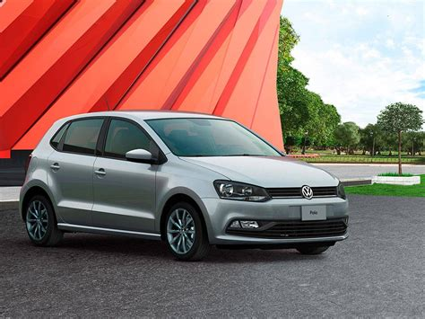la gama  del vw polo  mexico ya disponible
