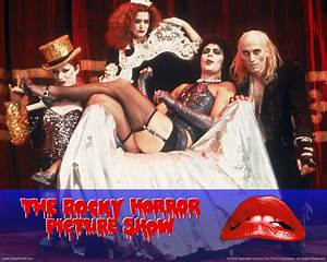 Rocky Horror Picture Show - The Rocky Horror Picture Show ...