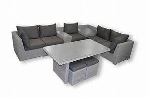 Melbourne Deep Seating 10pc Dining Set