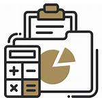 Spending Money Icon Digital Results Presence Unsure