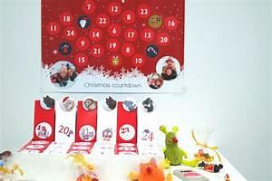 Calendrier De L Avent Bebe : fabriquer un calendrier de l avent personnalis ton monde de cadeaux ~ Preciouscoupons.com Idées de Décoration
