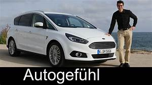Ford S Max 2016 : all new ford s max 2016 mpv test driven full review autogef hl youtube ~ Gottalentnigeria.com Avis de Voitures