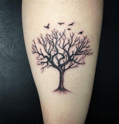 Tatouage Racine D Arbre  Cochese Tattoo