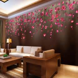 floral supplies 3d wall murals wall paper mural luxury wallpaper bedroom