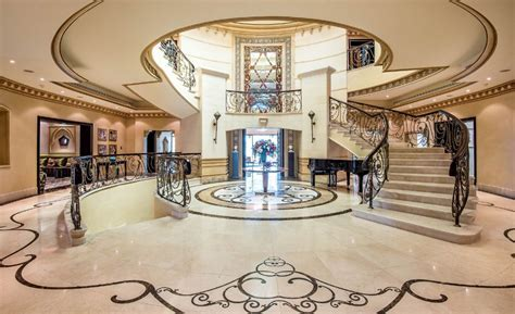 28,000 Square Foot Mega Mansion In Dubai   Homes of the Rich