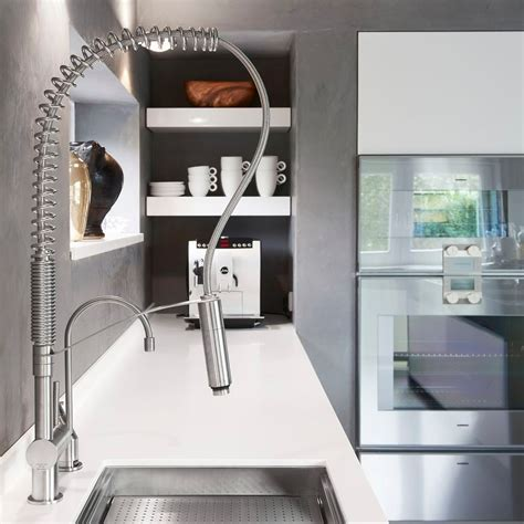 kitchen faucet design the benefits of a pre rinse kitchen faucet design