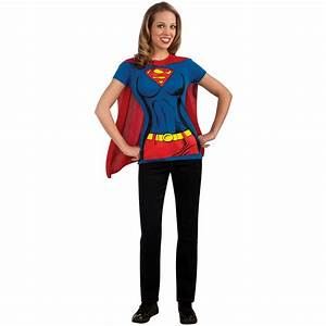 C956 Superhero T-Shirt Women Costume Wonder Woman Robin ...