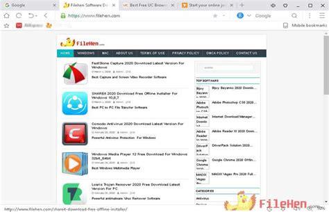 Download uc browser for pc. UC Browser 2021 Offline Installer Free Download For Windows-Filehen