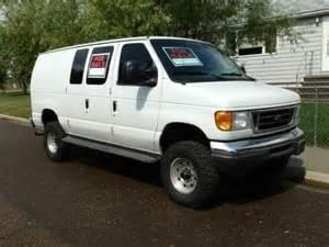 Ford Van 4Wd Conversion