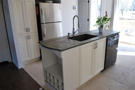 la cuisine du comptoir comment choisir le matériau du comptoir de cuisine