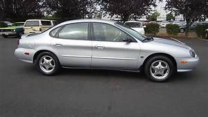 1999 Ford Taurus  Silver - Stock  731024