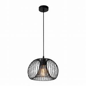 Buy a by amara vinti oval pendant light black