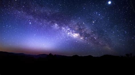 fondos de pantalla estrellado cielo estrellas noche