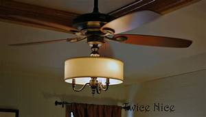 Unusual ceiling fans