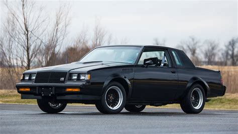 The Day I Smashed Up A Brand-new Buick Gnx