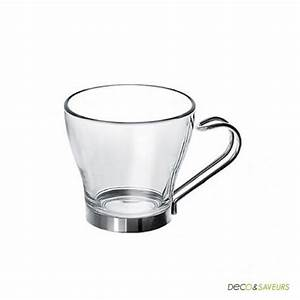 Tasse En Verre : tasse caf en verre x6 achat vente bol mug mazagran cdiscount ~ Teatrodelosmanantiales.com Idées de Décoration