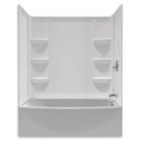 bathtub wall set saver 60 inch tub wall set american standard