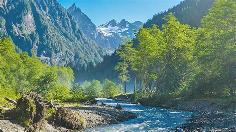 backpacking olympic national park valley hiking enchanted trip trips wildlandtrekking tours