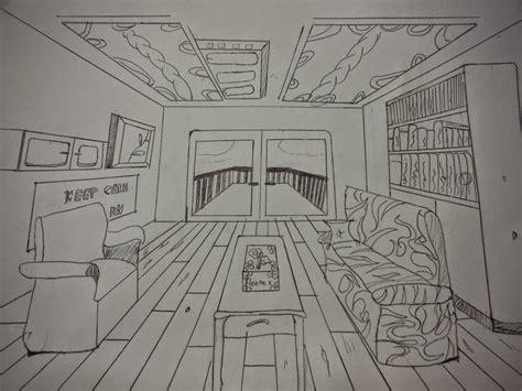 dessin en perspective d une chambre les arts de mme de staël la perspective mais autrement