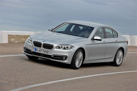 Bmw 5 Series Sedan by 2014 Bmw 5 Series Sedan Photo Gallery Autoblog
