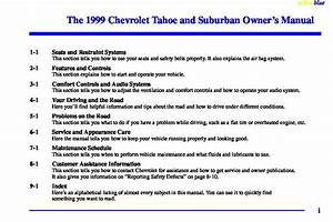 2015 Chevrolet Suburban Owners Manual Pdf
