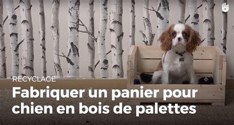 chambre de chien revger com comment fabriquer un lit en bois pour chien