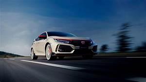 2017 Modulo Honda Civic Type R 4K Wallpaper HD Car
