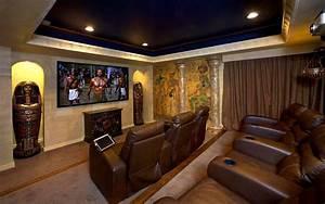 Home cinema wallpaper #8489