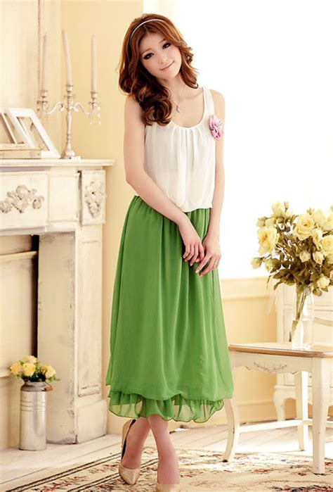dresses ladies fashion stores  green