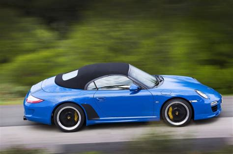Porsche 911 Speedster Review (2016)