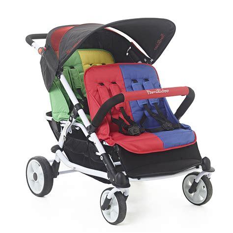 siège vélo pour bébé poussette 4 places familidoo m04s familidoo m04s