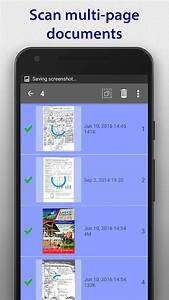 sharpscan rapid multipage pdf document scanner android With rapid document scanner