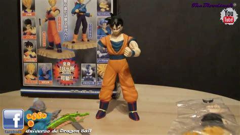 dragon ball  ultimate evolution saiyan figure son gohan