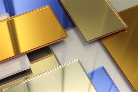 Glamir™ Architectural Mirrors In Rare Pastel & Jewel Tones