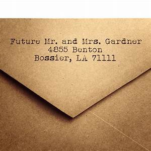 25 rustic return address a2 envelopes wedding return address for Order in wedding invitation envelope