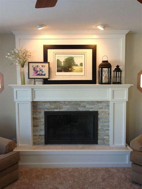 stunning stone fireplace stonefireplace   home