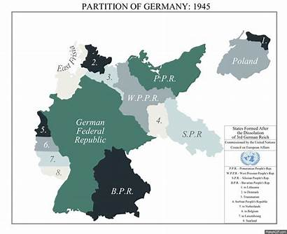 Alternate Partition German Deviantart Map Past Germany