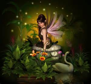 Beautiful Fairies Wallpapers