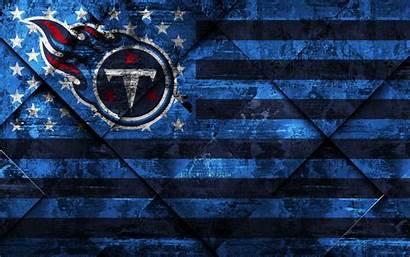 Titans Tennessee 4k Football American Grunge Texture
